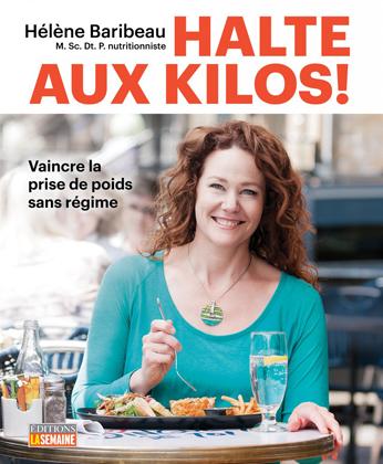 Nutritionniste: Halte aux kilos!