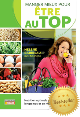 Nutritionniste: Être au top!