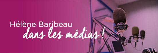 Nutritionniste Hélène Baribeau dans les médias